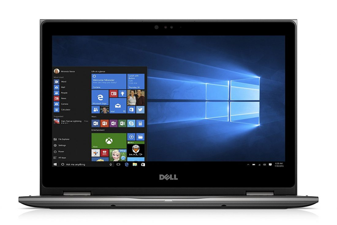 Dell Inspiron: School Laptops