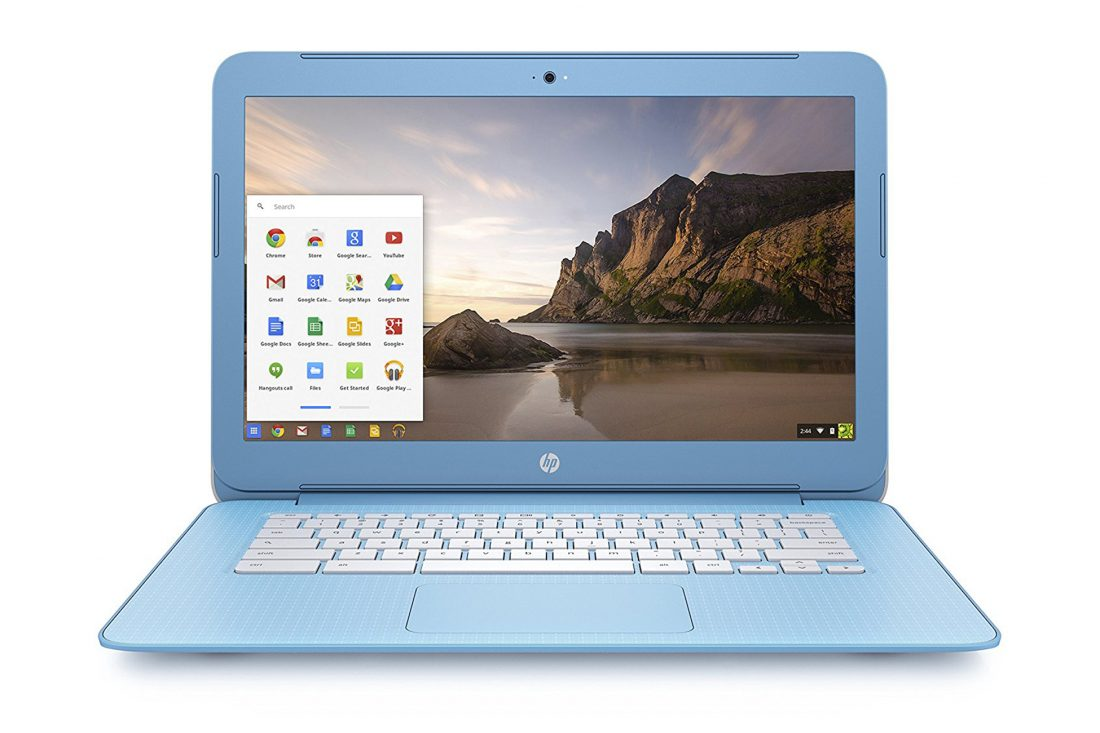 HP Chromebook: School Laptops