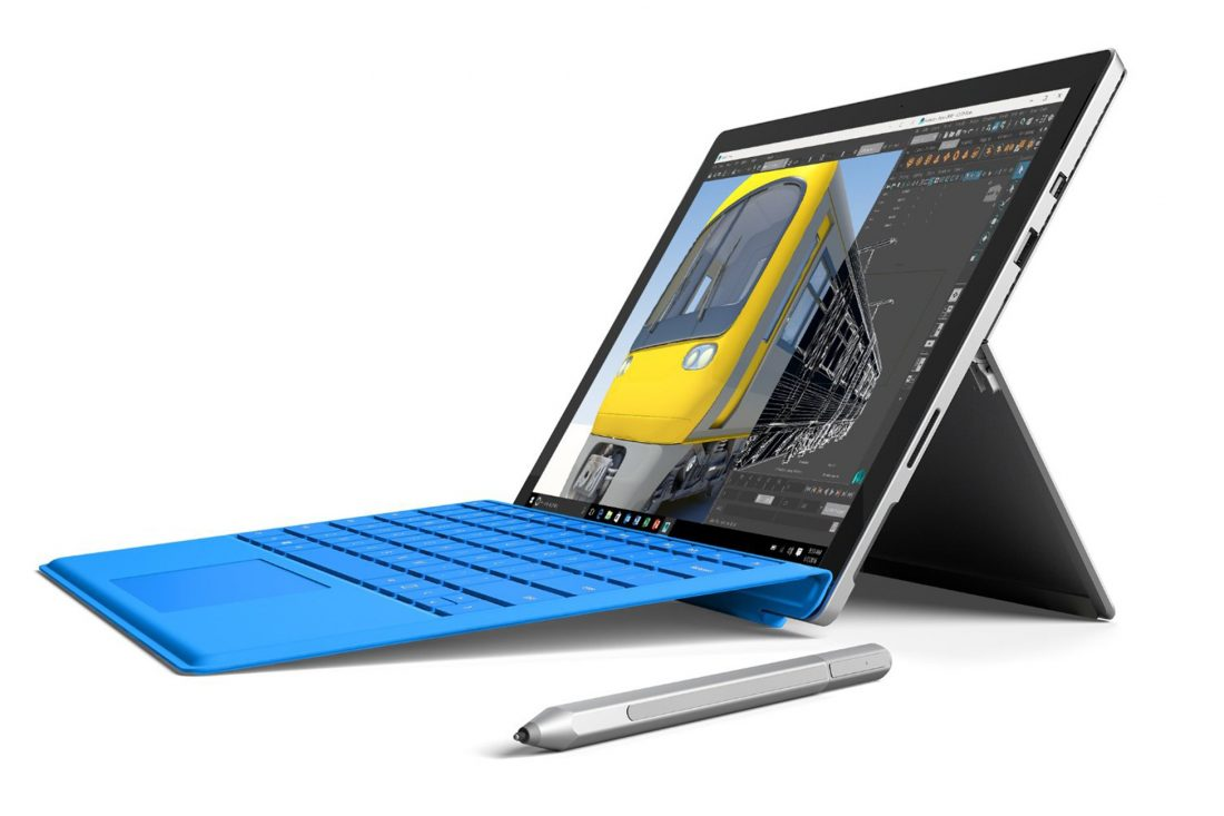 Microsoft Surface Pro 4: School Laptops
