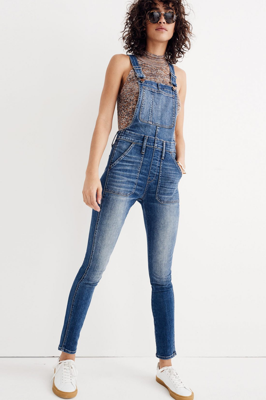 Back to school fashion: Overalls