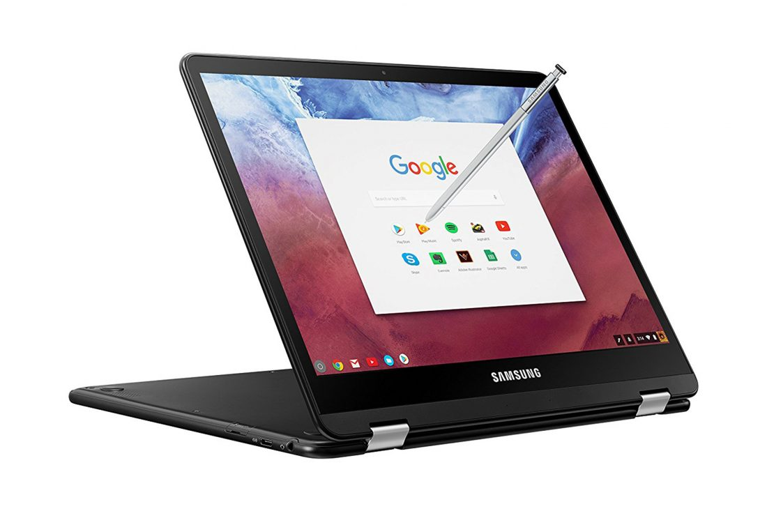 Samsung Chromebook: School Laptop