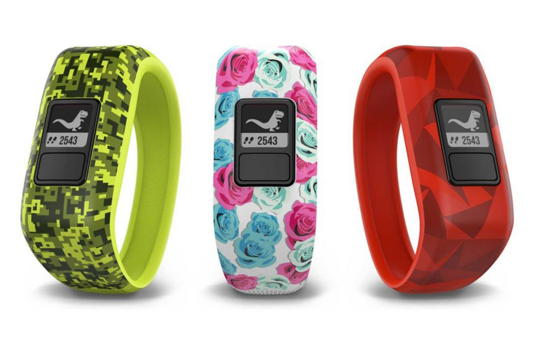 Best wearables for kids: Vivofit JR.