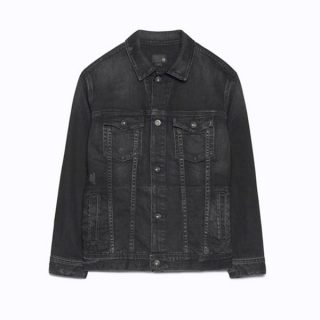 AG Nancy Oversize denim jacket