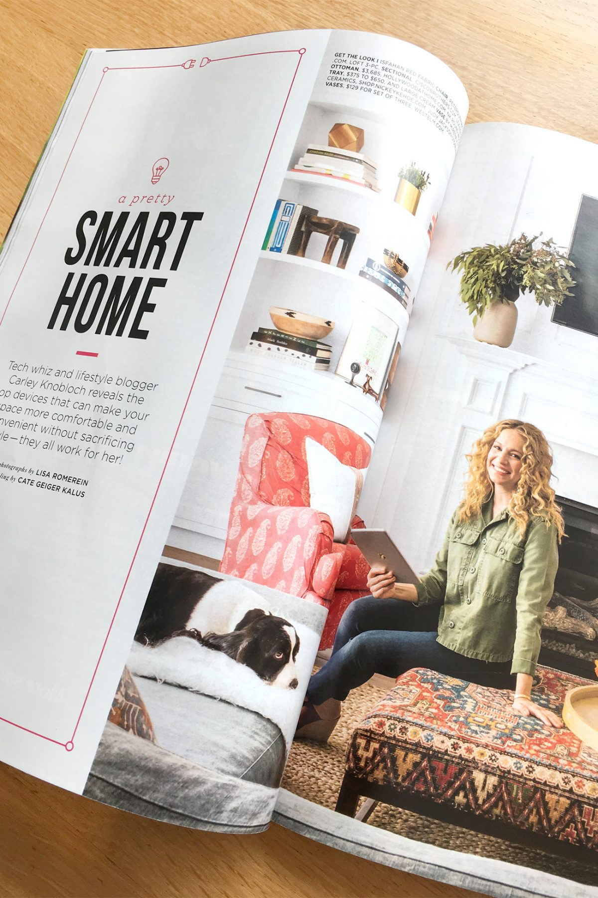 My Feature In Good Housekeeping!