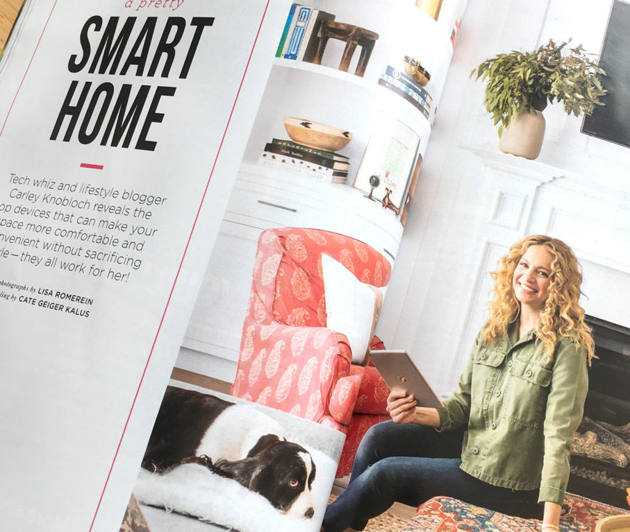 Good Housekeeping: A Pretty Smart Home