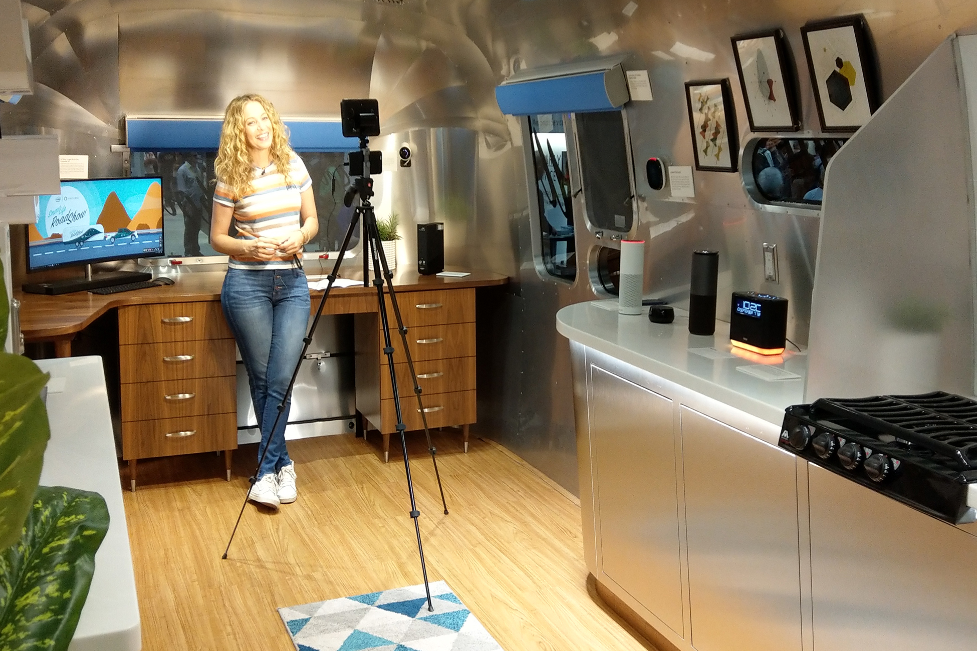 smart home: Intel and Amazon Smart Life Roadshow