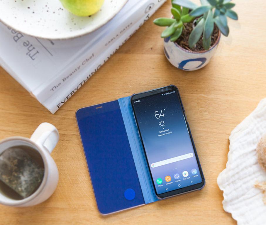 Samsung Galaxy S8+ and Samsung Studio Pop-Up Experience