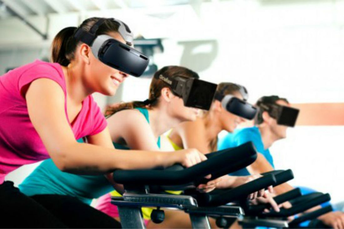 Virzoom: Spin Class