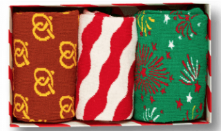 Happy Socks Holiday Set