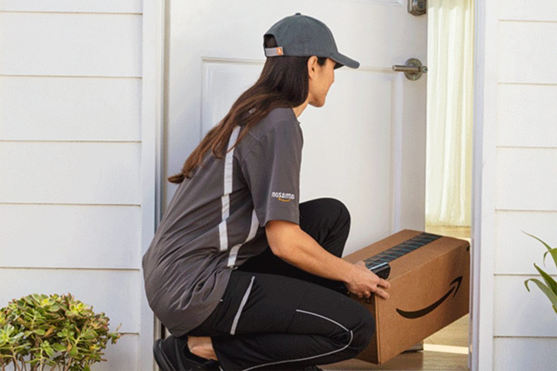 Amazon Key: In-Home Delivery