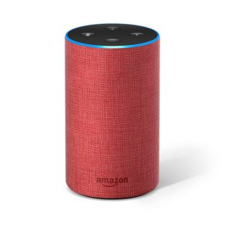 RED Amazon Echo
