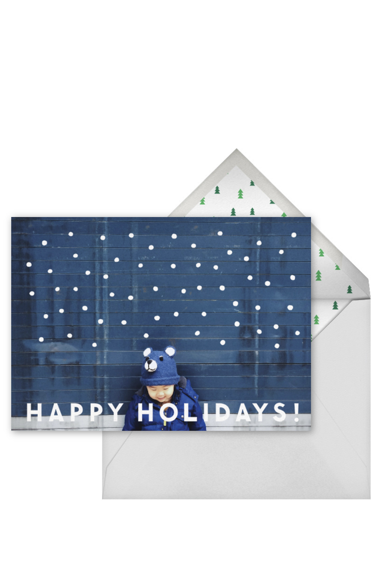 Paperless Post: Holiday Cards