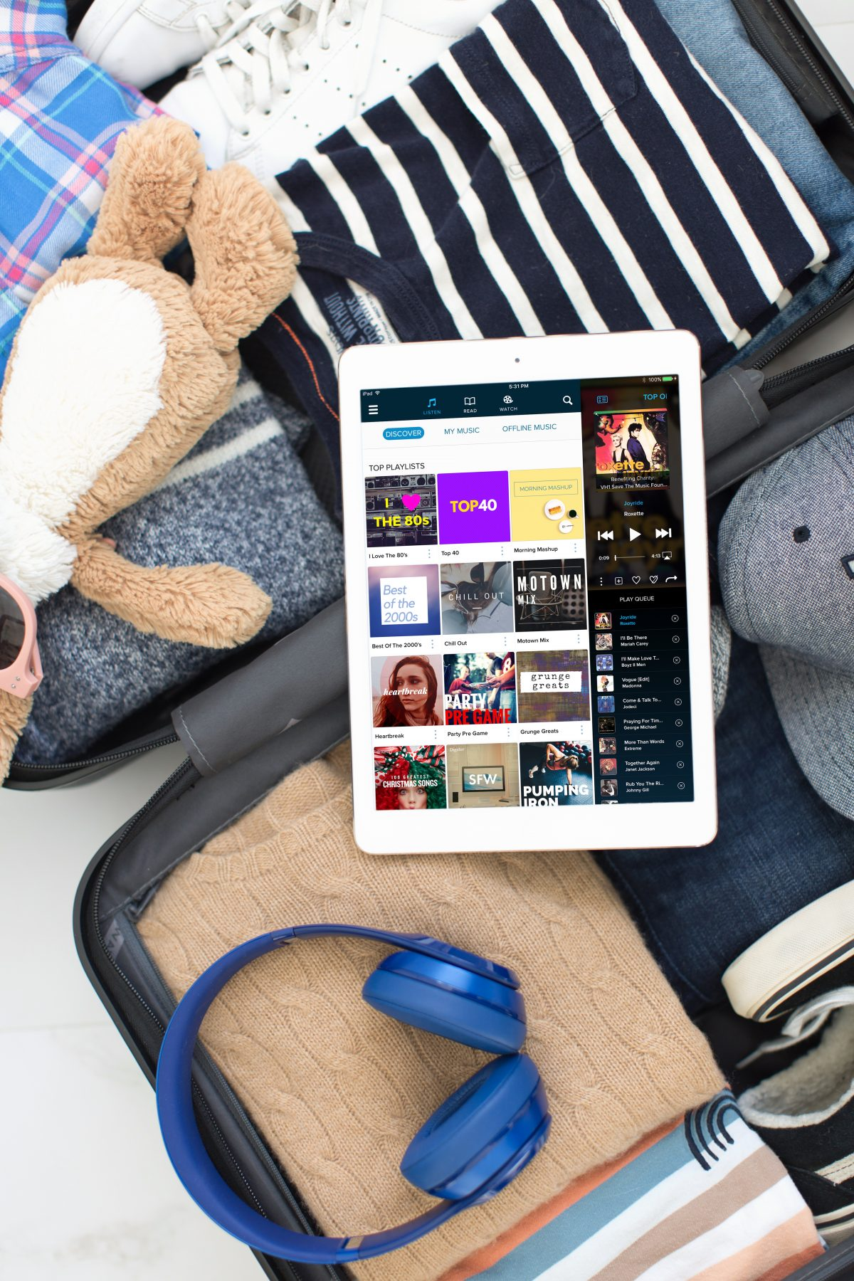 Weyv: Holiday Travel with Kids
