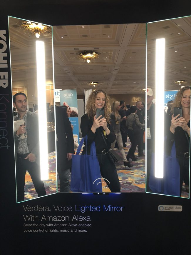 Best of CES 2018: Kohler Mirror