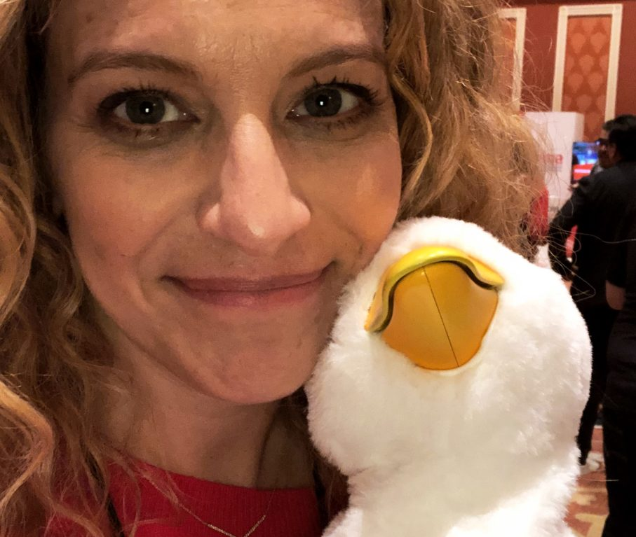 Best of CES 2018: My Special Aflac Duck