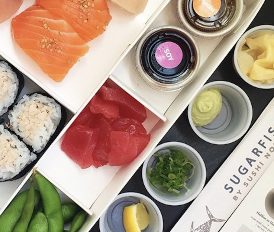 Sugarfish Sushi: Takeout Apps