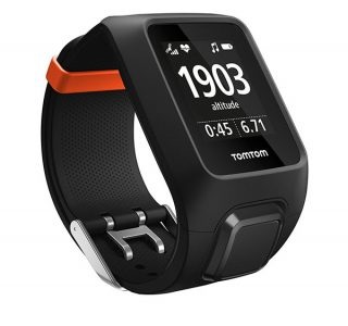 TomTom Adventurer GPS Hiking & Trail Running Watch + Heart Rate Monitor