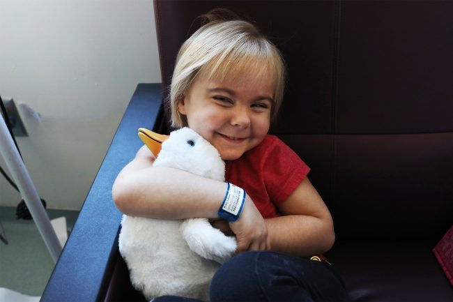 My Special Aflac Duck