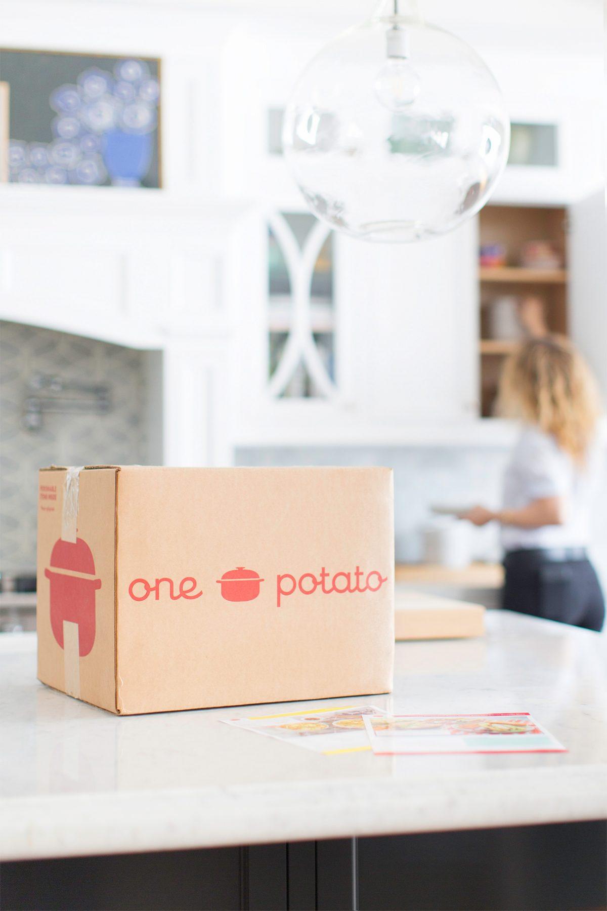 One Potato: Meal Kit Service
