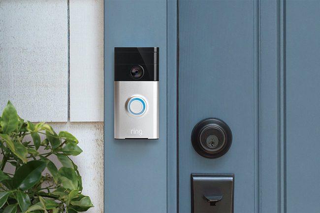 Ring Doorbell: Neighborhood App