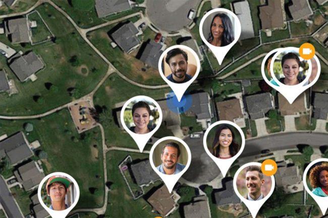 Vivint: Neighborhood App