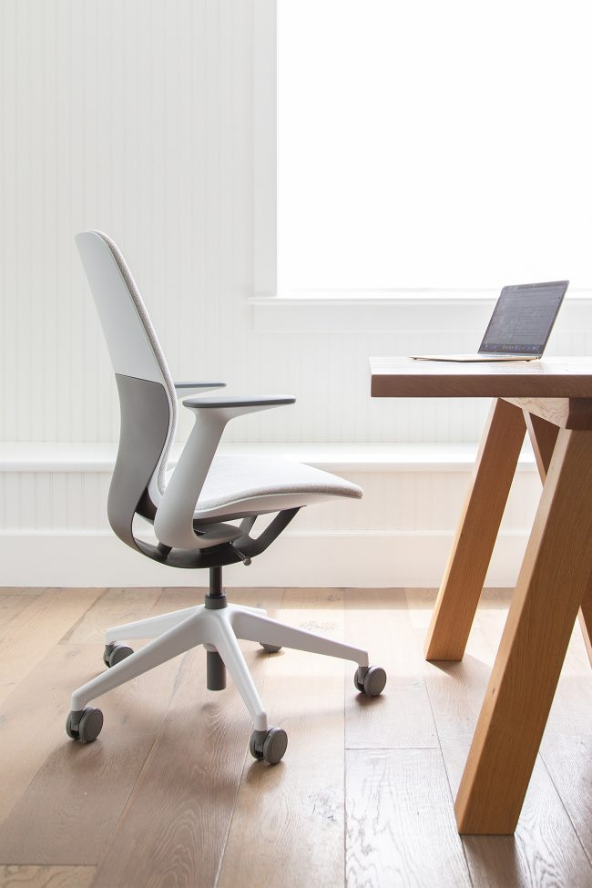 Steelcase SILQ desk chairs
