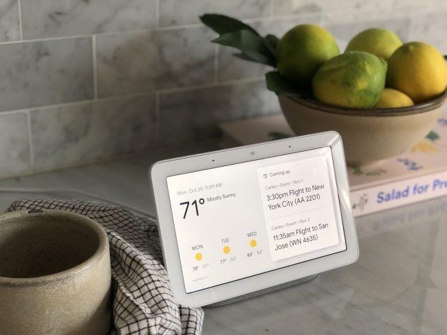 Smart Home Gifts at Walmart: Google Home Hub