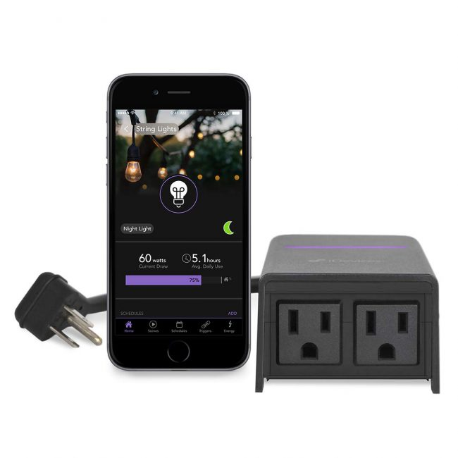 Smart Plugs: iDevices Outdoor Smart Plug, smart plugs