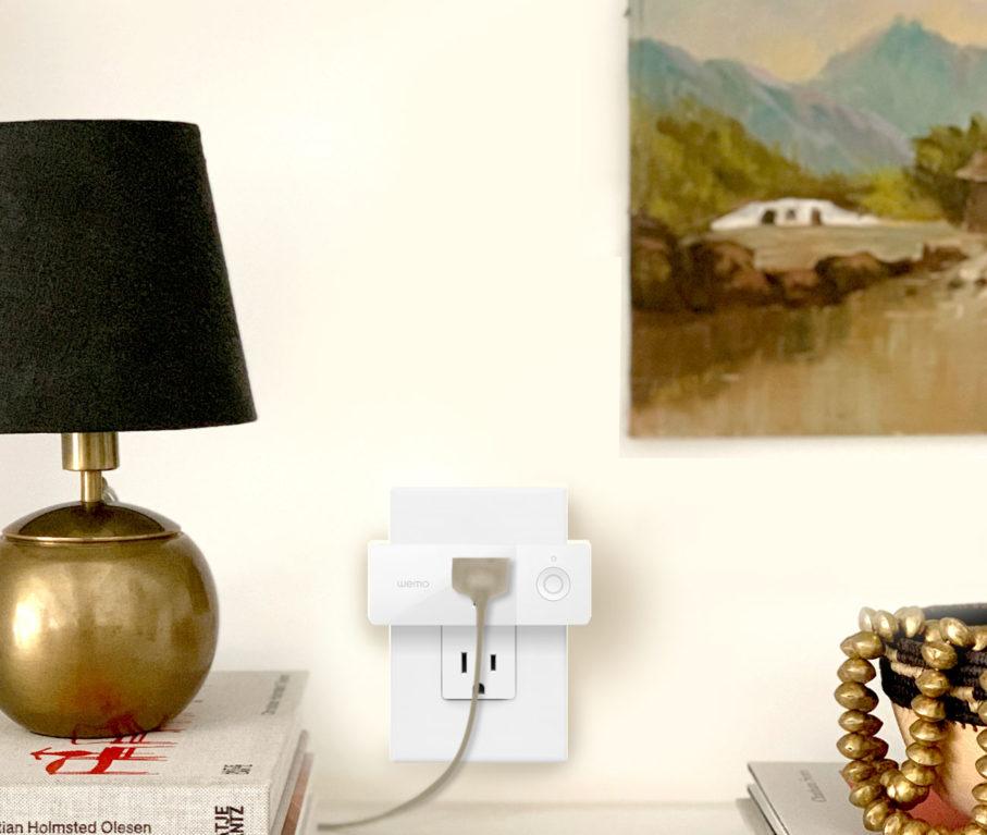 smart home basics: Smart plug, smart plugs