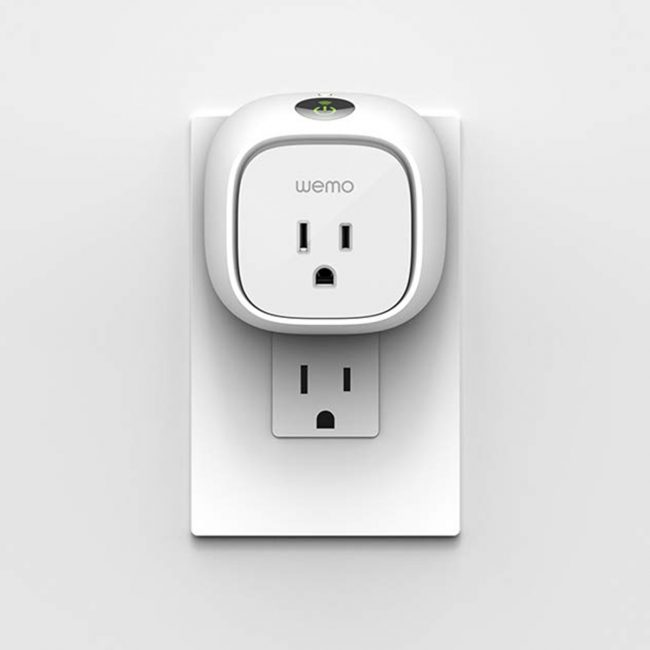 Smart Plugs: Belkin Wemo insight Smart Plug, smart plugs