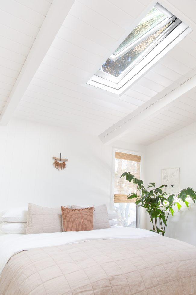 Beach House Tech Wellness Retreat: Non-toxic mattress