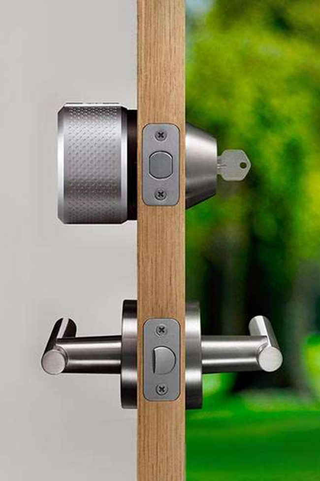 smart locks: August profile