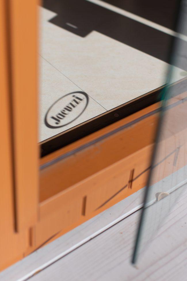 Infrared Saunas: Clearlight Outdoor Sauna by Jacuzzi: Door