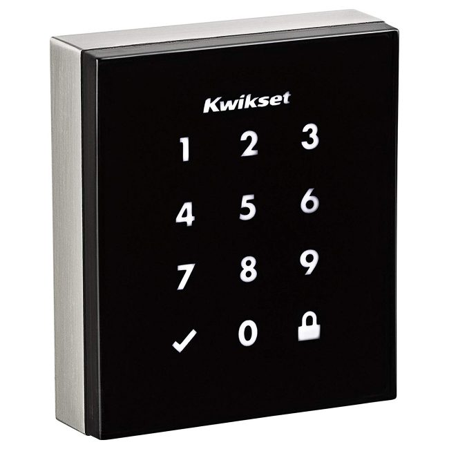Smart Locks: Kwikset Kevo Obsidian