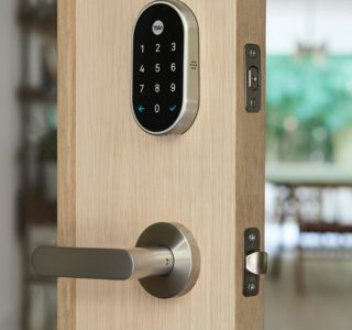 Smart Locks: Yale X Nest