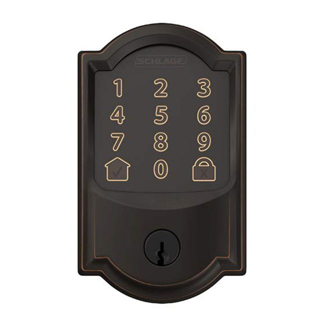 Smart locks: Schlage Encode