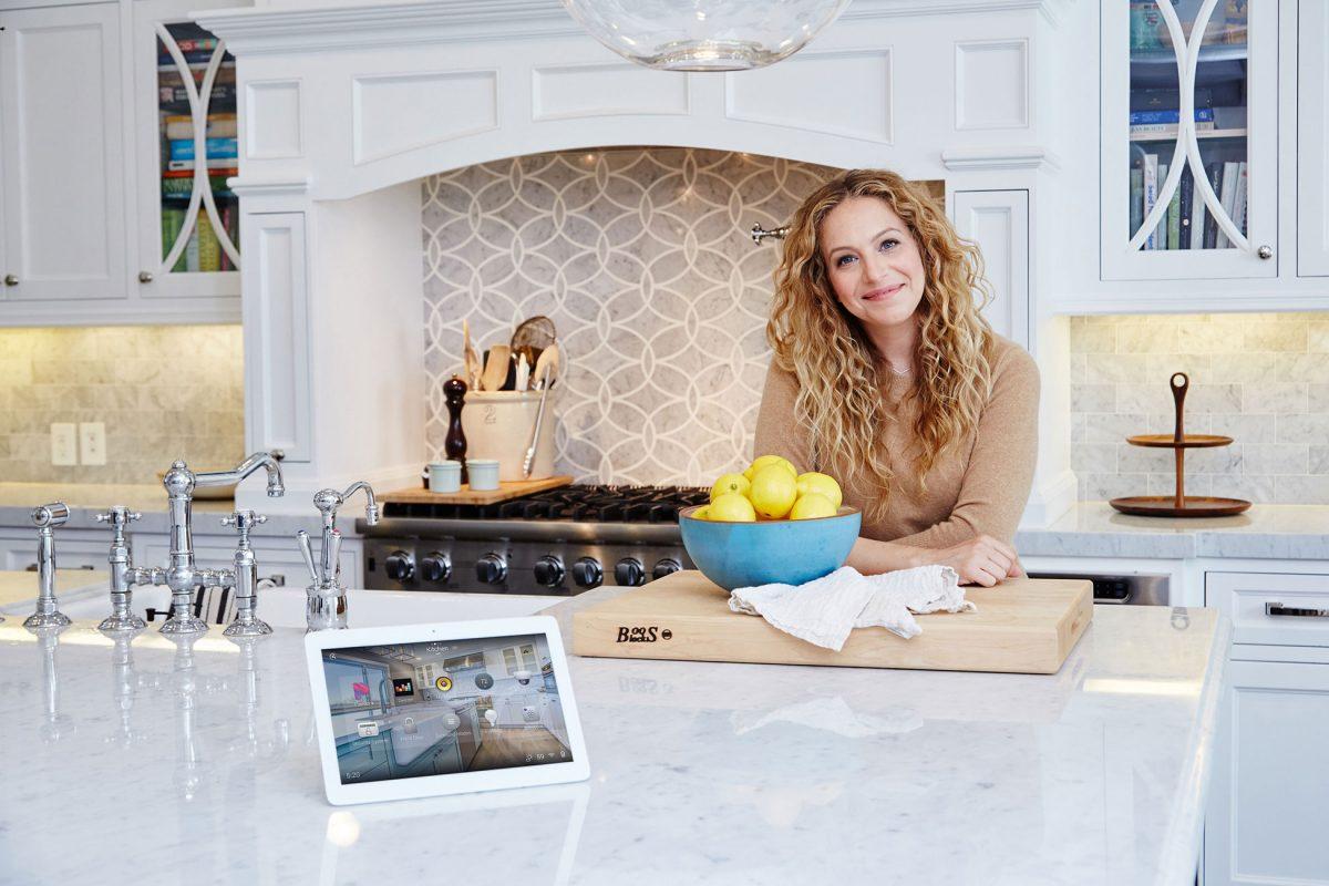 Control4 Smart Home: Carley Knobloch Kitchen
