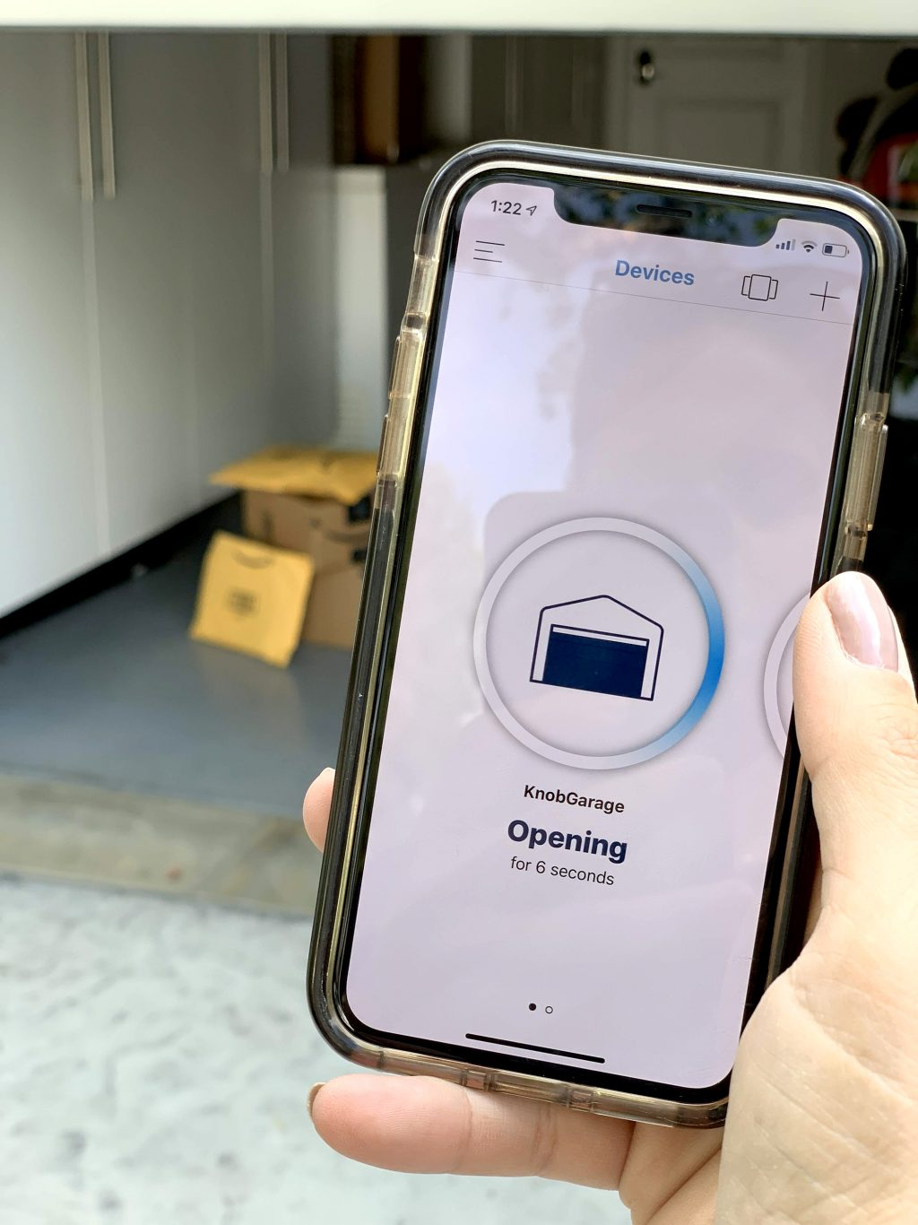 Liftmaster myQ-Connected Smart Garage Door Opener
