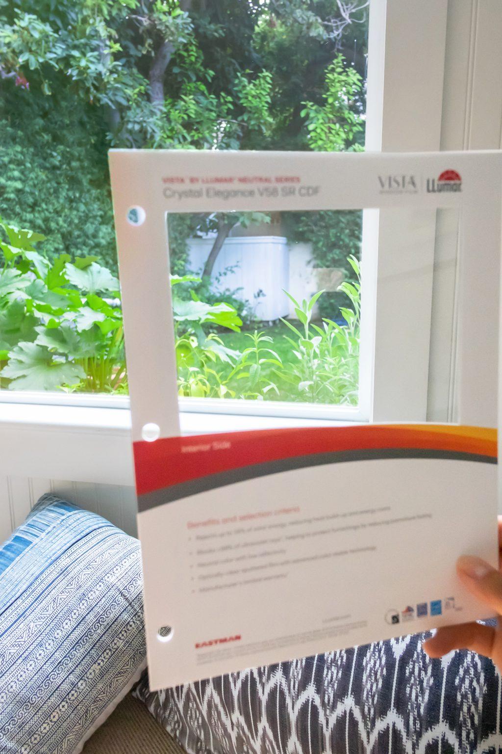 llumar solar window film
