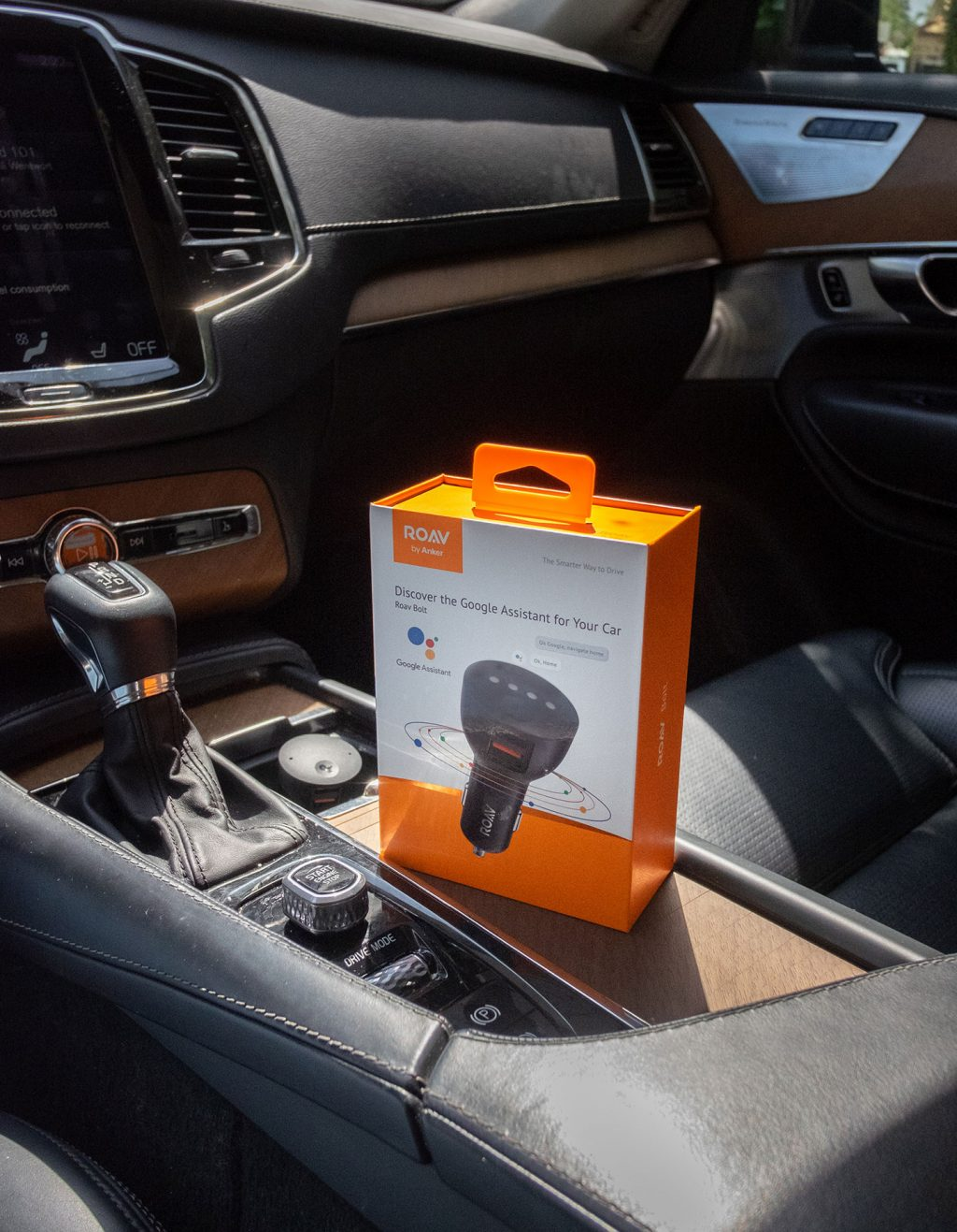 Roav Bolt Car Charger with Google Assistant: The Home Depot