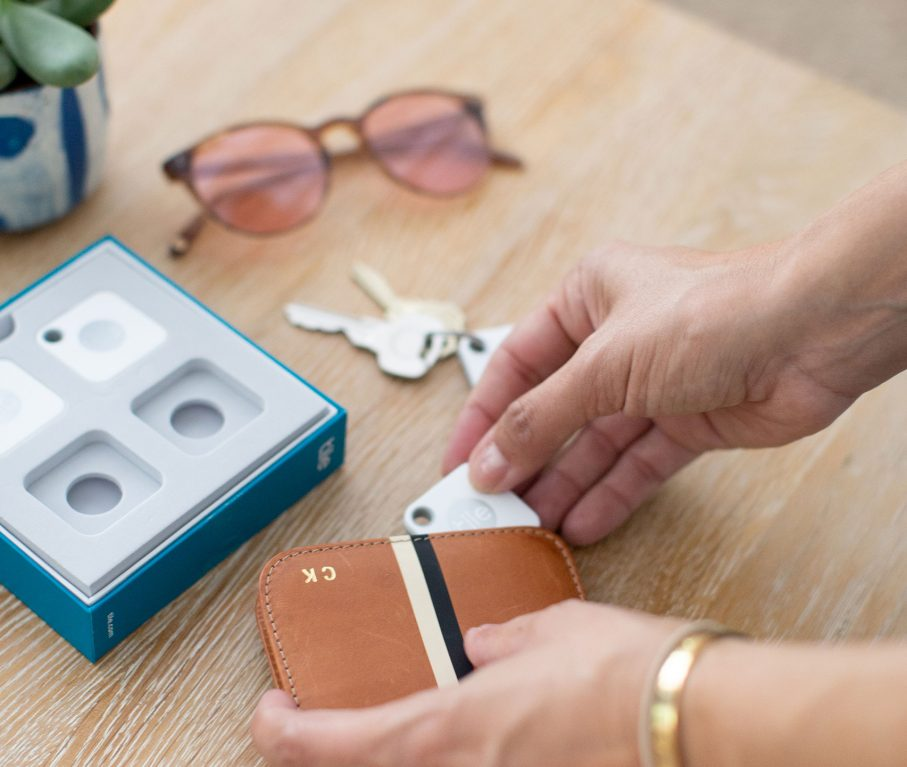 Tile Mate 4-Pack: Gadgets that Fix Holiday Travel Headaches The Home Depot