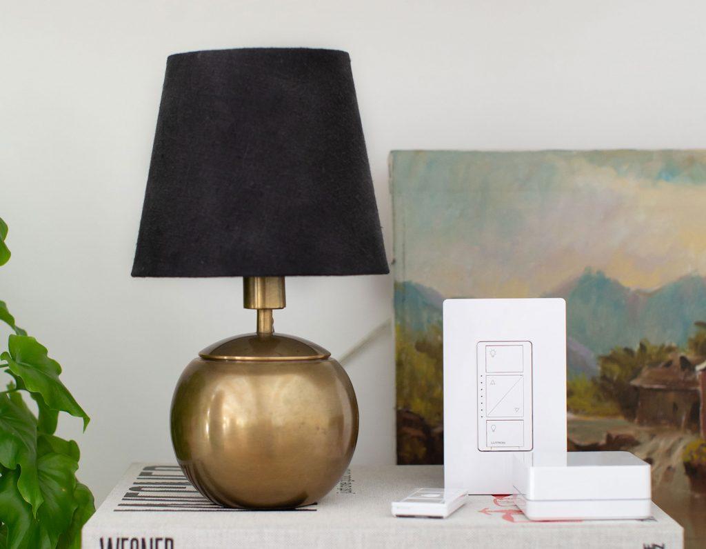 The Home Depot: Lutron Caseta Starter Kit