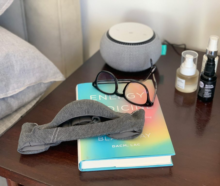 Philips SmartSleep Deep Sleep Headband: Ways I'm improving my sleep during the holidays