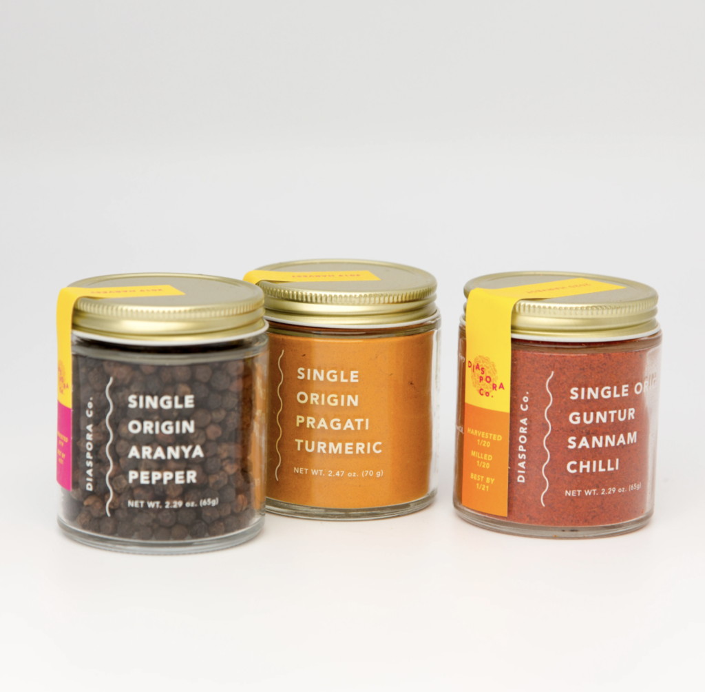 Diaspora Co. Spice Trio