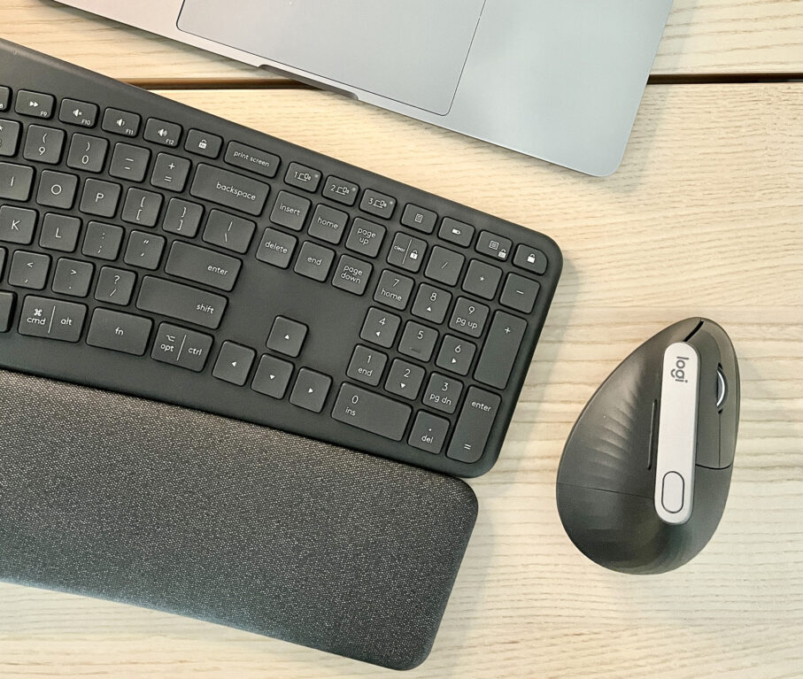 ergonomic upgrades