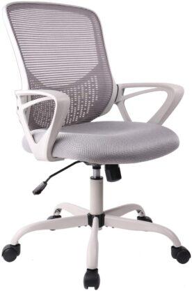 Ergonomic Height-Adjustable Task Chair